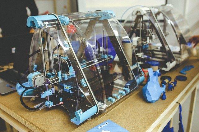 הדפסות תלת מימד במגיפות